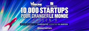 #INNOVATIONS - 10000 STARTUPS POUR CHANGER LE MONDE 2020 - By La Tribune @ Le Grand Rex