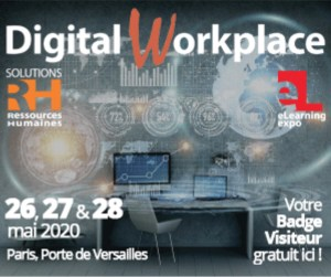 #MANAGEMENT - Digital Workplace - By InfoExpo @ Parc des Expositions
