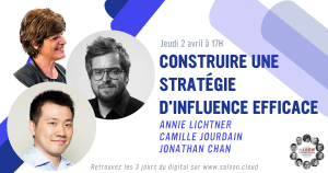 #MARKETING #Webinar - Construire une stratégie d'influence efficace - By La Brigade du Web