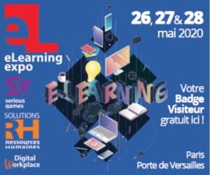 #eRH -  Elearning Expo - By InfoExpo @ Paris Expo Porte de Versailles