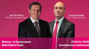 #TECHNOLOGIES - Gouvernance Multi hybride Cloud- By T-Systems