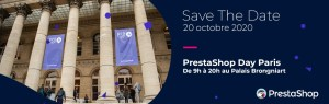 #RETAIL - Prestashop Day 2020 - By Prestashop @ Palais Brongniart