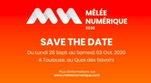 #INNOVATIONS - La Mêlée Numérique - By La Mêlée @ Quai des Savoirs