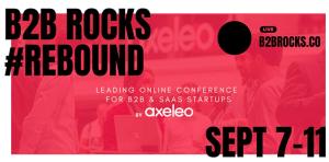 #TECHNOLOGIES - Webinar - B2B ROCKS Paris 2020 - By AXELEO