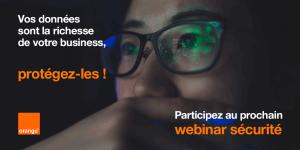 #TECHNOLOGIES - Vos données sont la richesse de votre business : Protégez-les ! - By Orange Pro