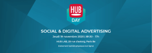 #Marketing - HUBDAY Social & Digital Advertising - By HUB Institute @ HUB Lab