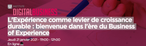 #MARKETING - Bienvenue dans l'ère du Business of Experience - By Hub Institute