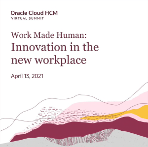 #RH - Work Made Human : Innovation for the New Workplace - By ORACLE