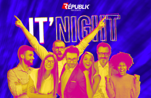 #TECHNOLOGIES - IT Night - By REPUBLIK MDC