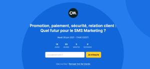 #MARKETING - Promotion, sécurité, relation client... : Quel futur pour le SMS Marketing ? - By CM.COM