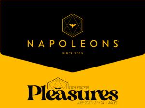 #INNOVATIONS - Les Napoleons Arles 2021 - By MOMENTUM @ Arles