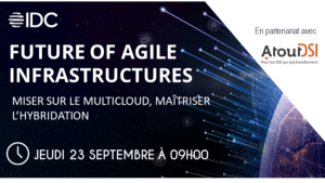 #TECHNOLOGIES - Future of Agile Infrastructures - By IDC