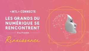 #INNOVATIONS - MTL Connecte 2021 - By PRINTEMPS NUMÉRIQUE @ Montréal & online