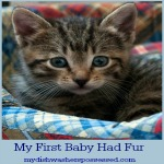 My First Baby Had Fur
