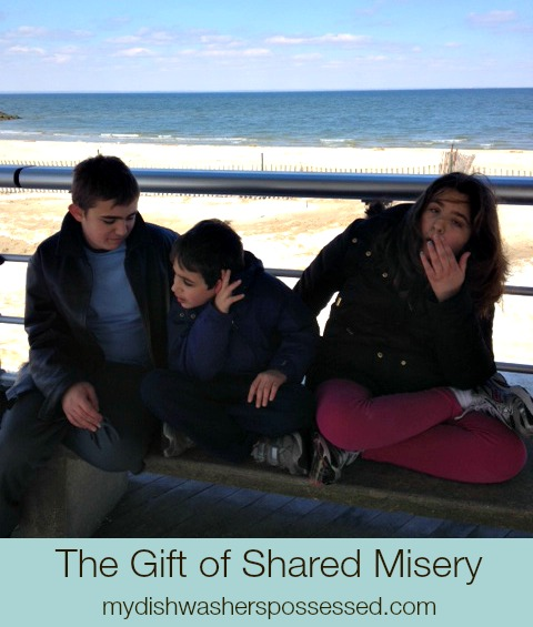 The Gift of Shared Misery