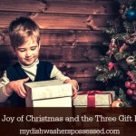 The Joy of Christmas and the Three Gift Rule