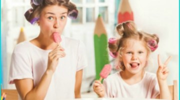 Some Rules are Made to be Broken or How Ice Cream Became My Kids Favorite Weekend Breakfast