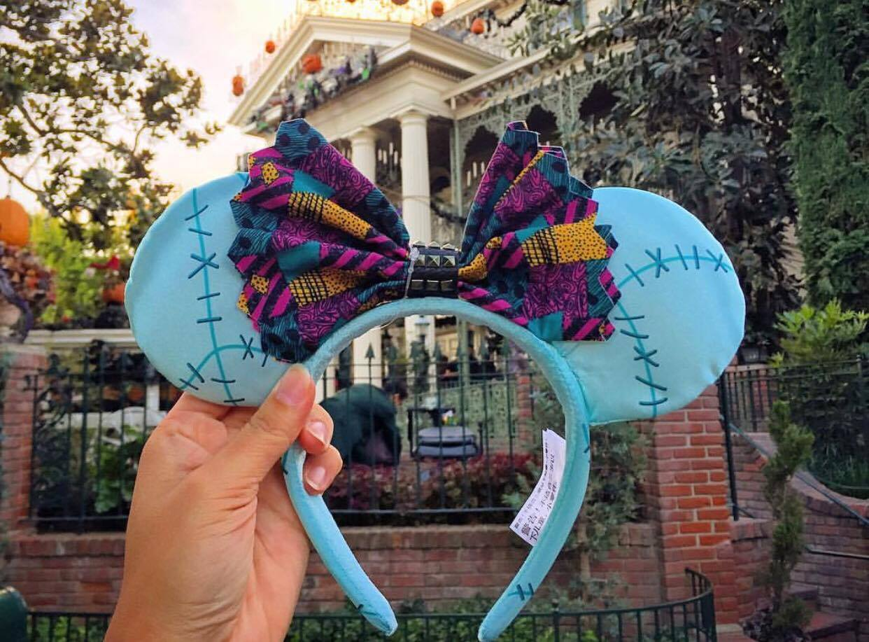 Nightmare Before Christmas\' Sally Ears Are Now At Disney Parks ...