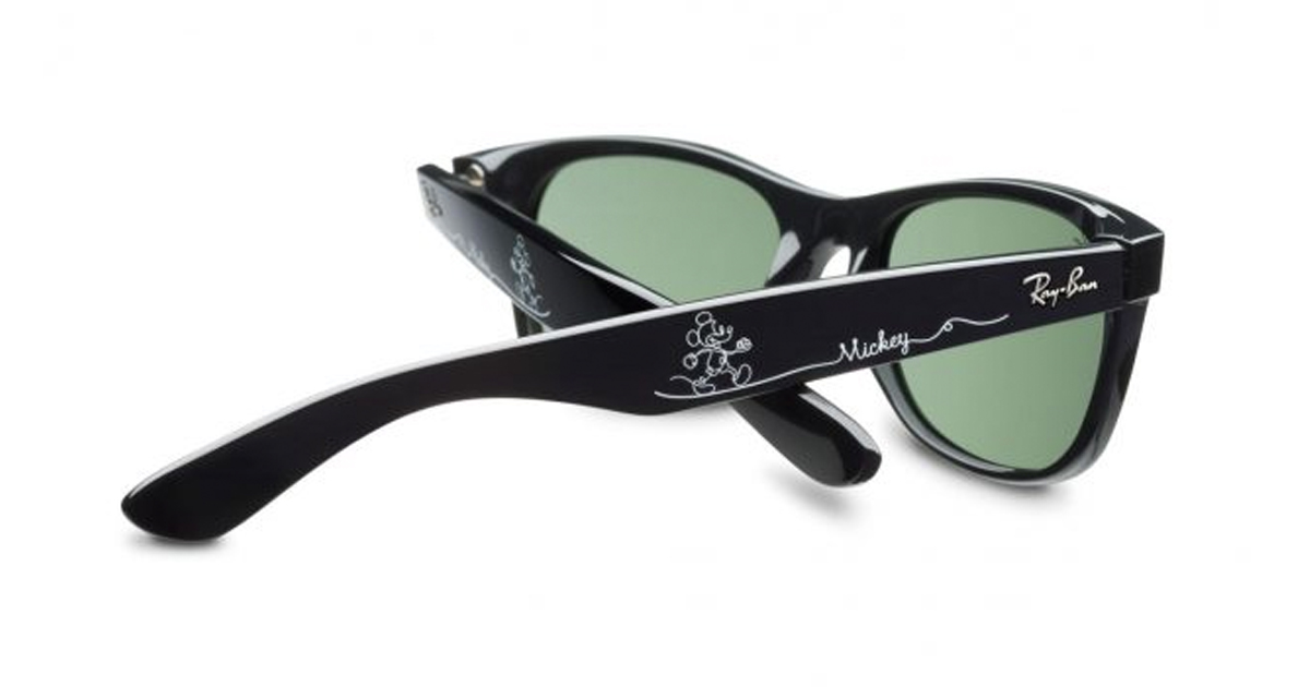 e9618d1aeed Mickey Mouse Ray-Ban Sunglasses Are Back With A Cool New Design ...