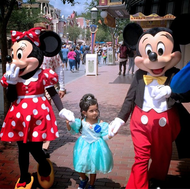 Make-A-Wish Child Grows Up To Become a Disneyland Cast