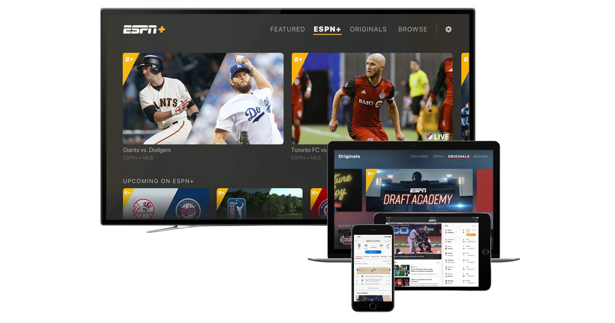 What you need to know about ESPN's new $5/month ESPN+ streaming service