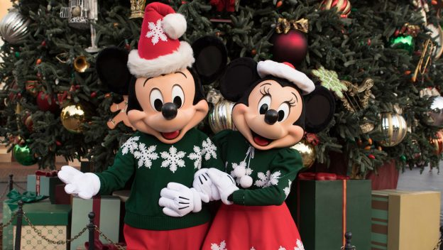 disney parks magical christmas day parade - Disney Channel Christmas