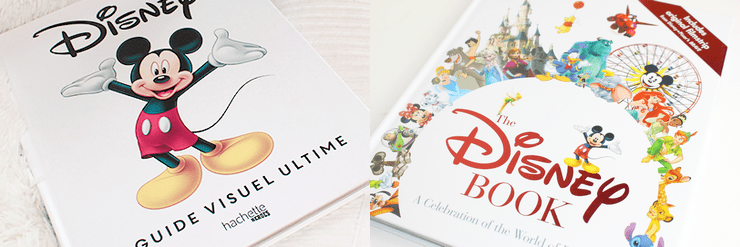Mon Avis Sur Disney Le Guide Visuel Ultime My Disney Dream