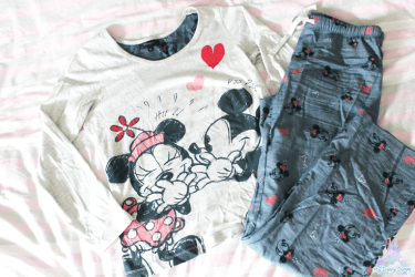 Pyjama Mickey & Minnie - DIsneyland Paris