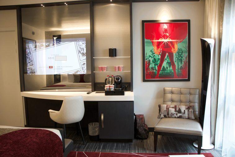 Hotel-New-York-Marvel-Chambre-5