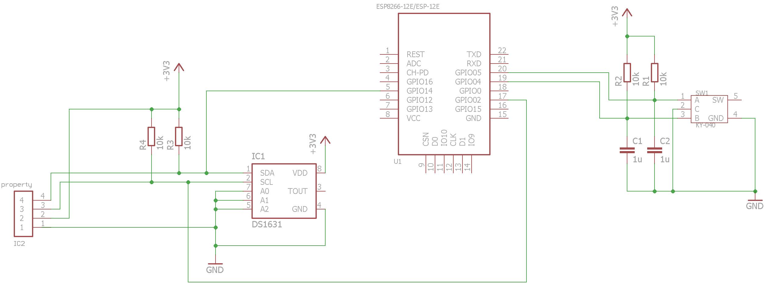 Encoder Circuit Diagram