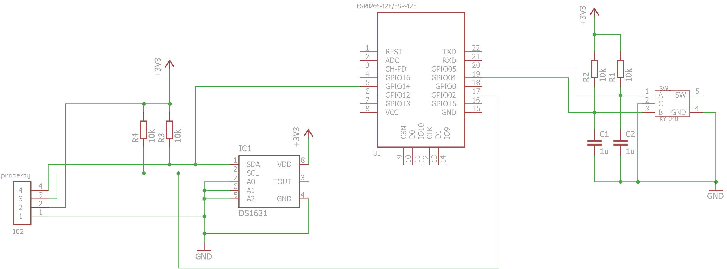 encoder circuit diagram endorphinode projects electronics