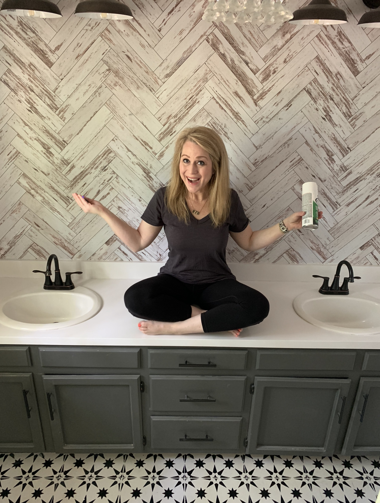 Update Your Outdated Countertops For Less Than 4