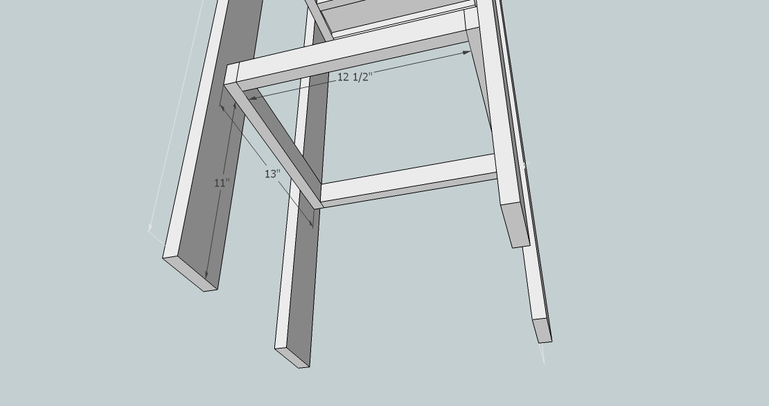 Build Table Bar Stool Plans DIY PDF how to build a