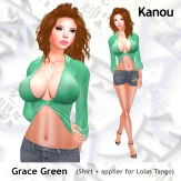 GRACE GREEN