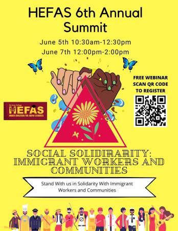HEFAS 6th annual summit