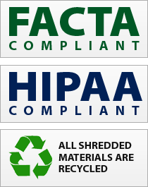 Facta sox document shredding service