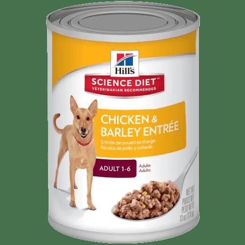Latas Hills Canine Adultos Chicken 370 gr