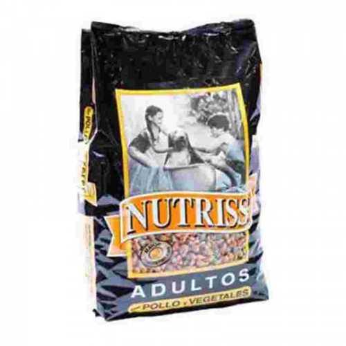 Nutriss Pollo y Vegetales 2 kg
