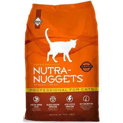 Nutra Nuggets Profesional Gato 3 Kg