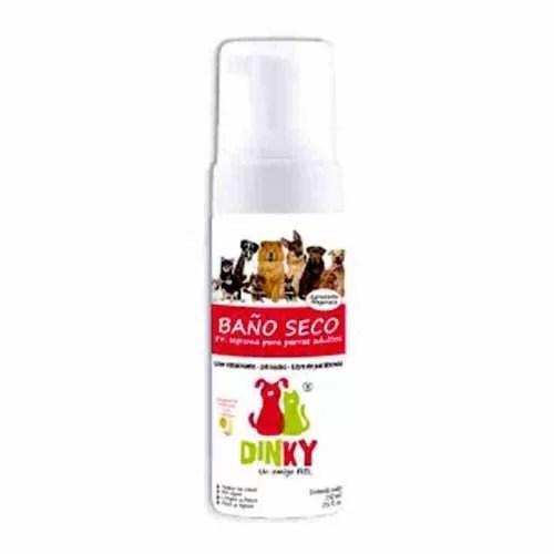 Dinky Baño seco para Perros Adultos x 150 ml