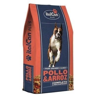 Italcan Pollo y Arroz 25 kg