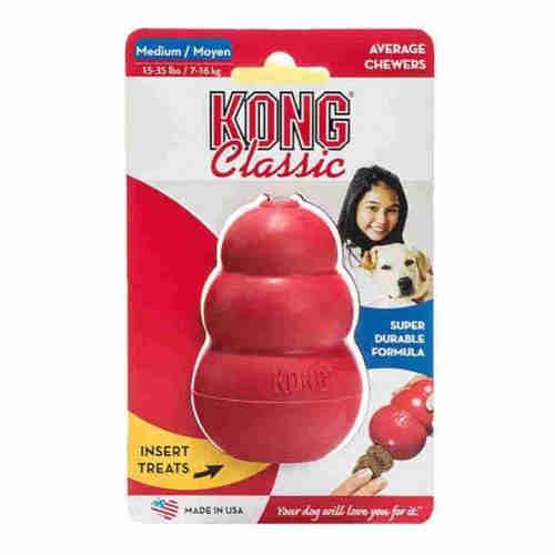 Juguete Kong classic tamaño M