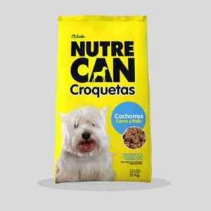 Nutrecan Croquetas Cachorros 15 kg