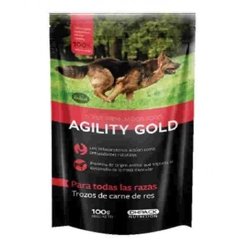 Agility Gold Pouch carnes