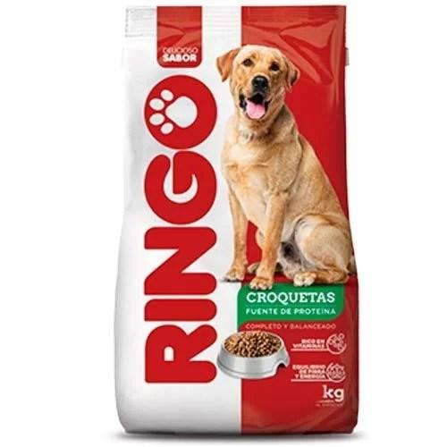 Comida para perros Ringo croquetas Adultos
