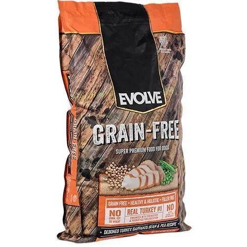 Evolve Grain Free-Real Turkey