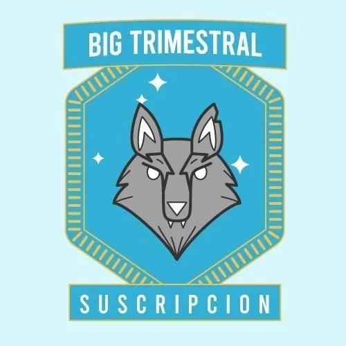 Suscripción Trimestral Mydogger