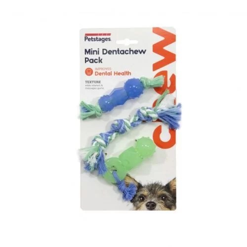 PETSTAGES Perro Orka Pack X3 Dental