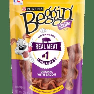 BEGGIN' STRIPS Bacon