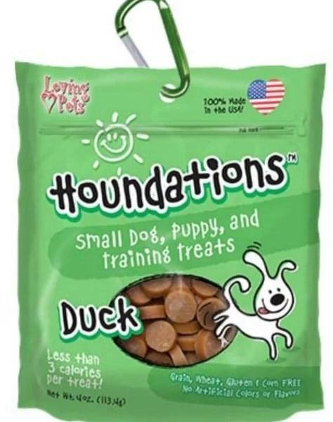 HOUNDATIONS Dog Snack Duck-Pato 4 Oz